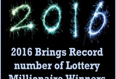 Lottery Millionaire Winners