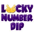 Lucky Number Dip Logo (120)