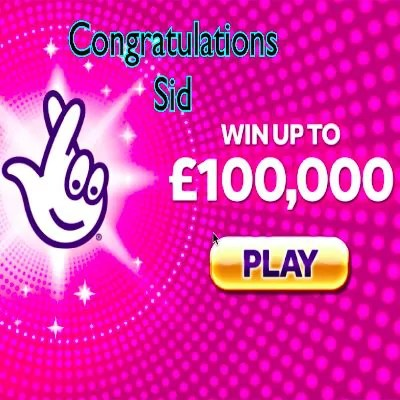 Daily Prize Draw Winner 28-09-2020