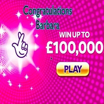 Daily Prize Draw Winner 05-10-2020