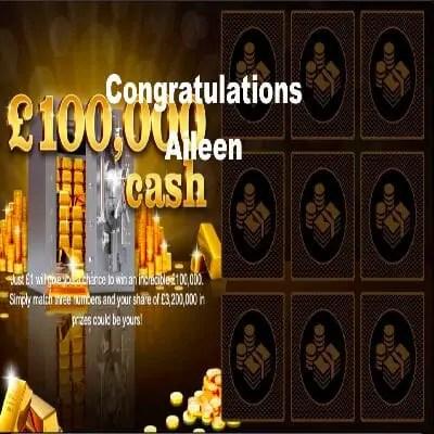 Daily Prize Draw Winner 17-12-2020