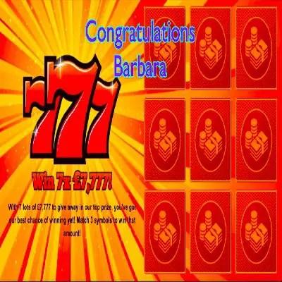 Daily Prize Draw Winner 20-01-2021