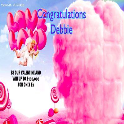 Daily Prize Draw Winner 15-04-2021