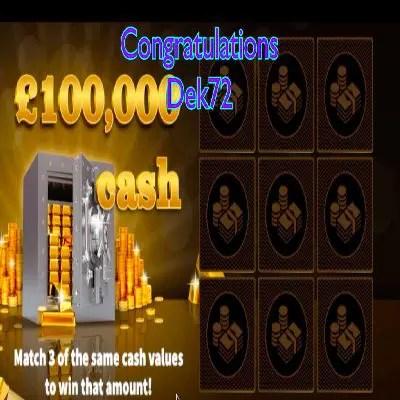 Daily Prize Draw Winner 12-09-2021