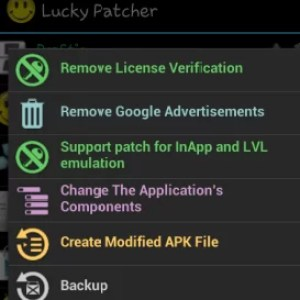 Click on Remove License Verification
