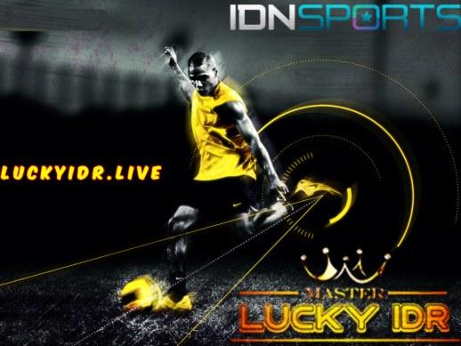 IDNSport Taruhan Bola Online Terpercaya | LuckyIDR