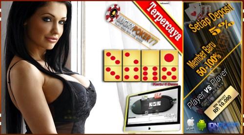 Sensasi Bermain Poker Uang Asli Dengan Bonus New Member 100%