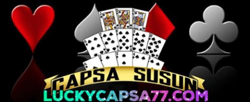 Agen Capsa Susun Online