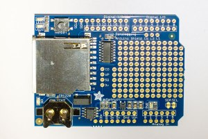 Adafruit Data Logger Shield
