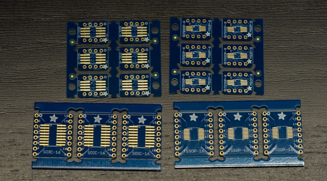 SMD Adapters from Adafruit