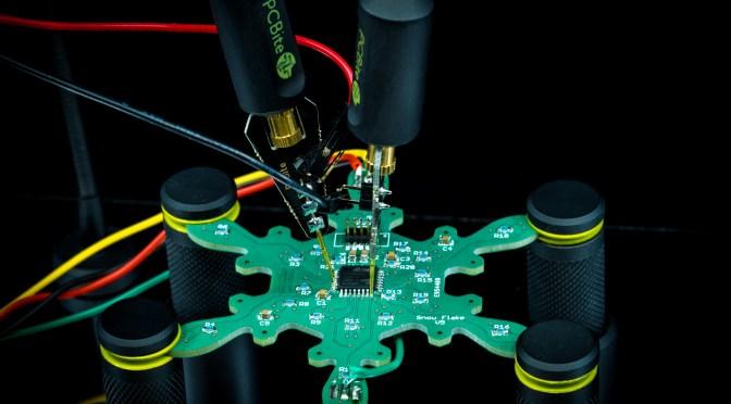 PCBite Kit 2.0 from Sensepeek Arrived