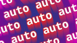 "Write Less Code using the ""auto"" Keyword"