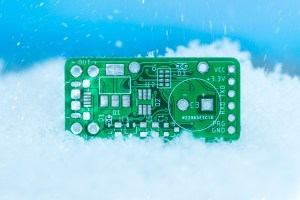 Small Boards for the Swiss-Precision Timer