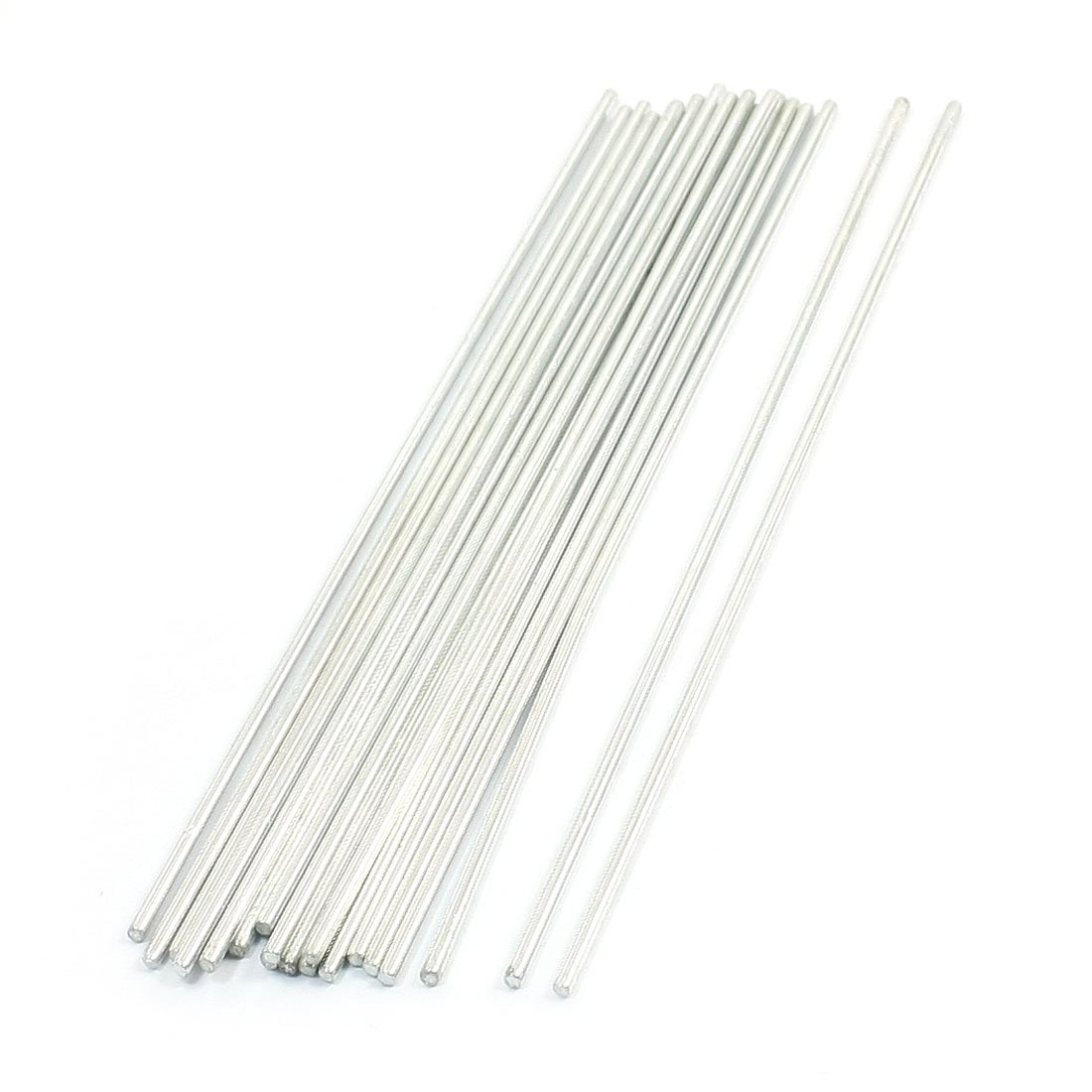 20pcs Stainless Steel Round Shaft Rod Axles 150mmx2mm For