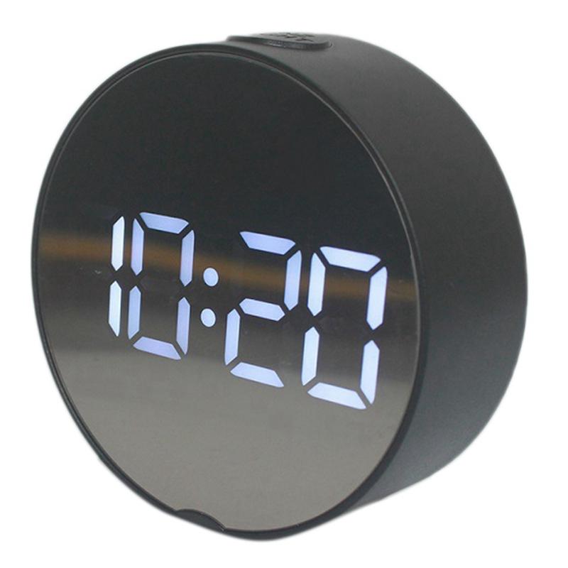 Il nostro sveglia digitale da comodino elettrica offre 40 tipi di suoni di allarme gradevoli, potrebbe scegliere tra 4 livelli di volume. Sveglia Digitale Un Led Orologi Da Comodino Elettrici Da Scrivania Usb Con B8y7 Ebay