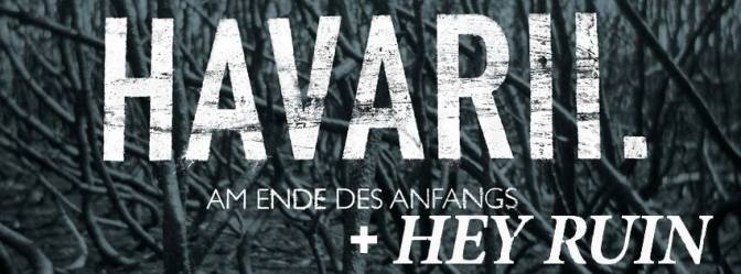 havarii. + hey ruin