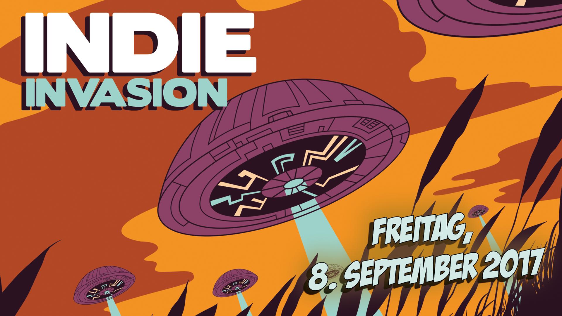 Indie Invasion TV