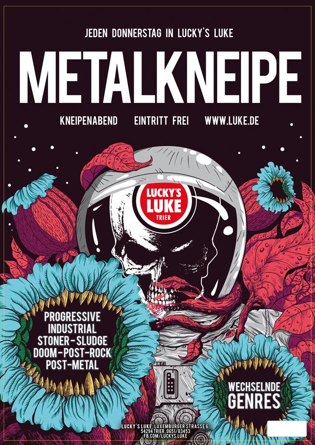 Metalkneipe _Poster