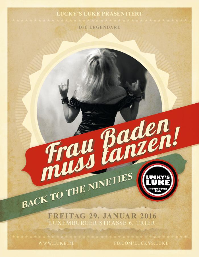 Frau Baden muss tanzen Januar 2016