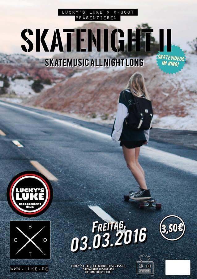 Skatenight II
