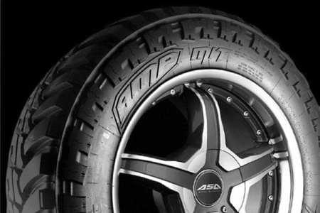 Amp Terrain MT Tires