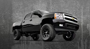 Rough Country Chevy Lift Kits Lucky's Off Road