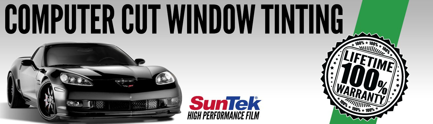 Window Tint Slider