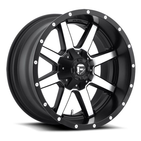 Fuel Off Road Maverick D537 Wheels