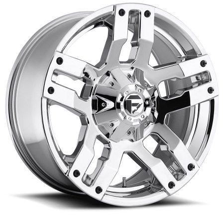 Fuel Pump Chrome D514 Wheels