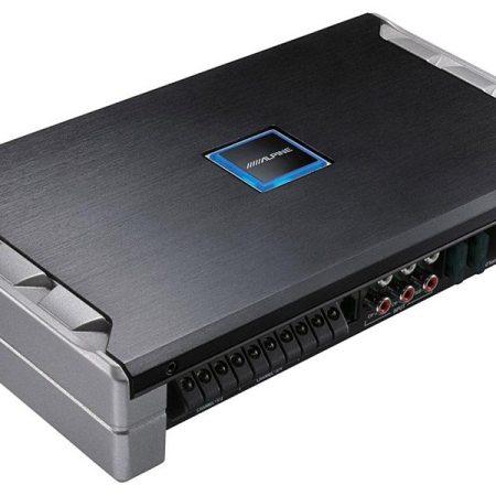 Alpine PDR V75 Amplifier Front