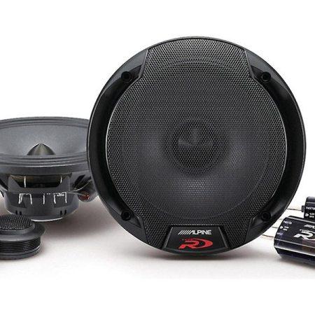 Alpine SPR 60C Speakers Front