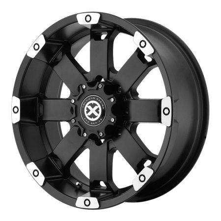 American Racing ATX Black AX 185 Crawl Wheels