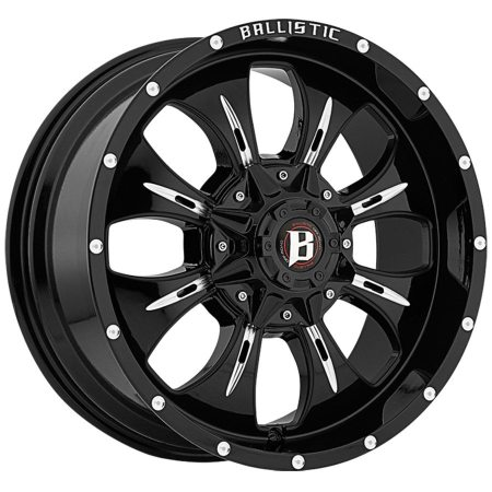 Ballistic Dagger 951 Wheels