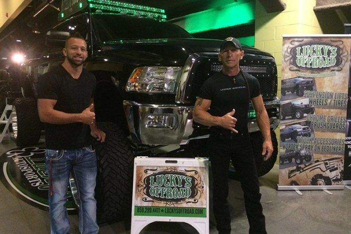 Swamp People Lucky's Autosports