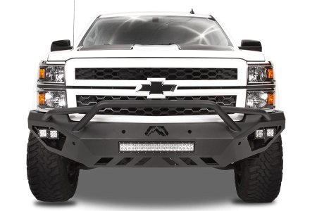Chevy Fab Fours Off Road Truck Bumpers