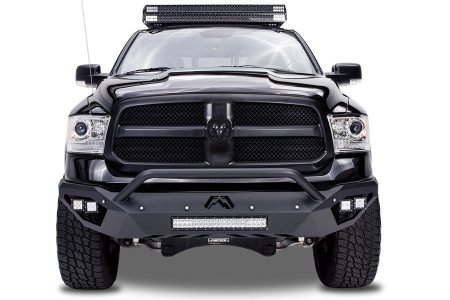 Dodge Truck Fab Fours Front Bumpers