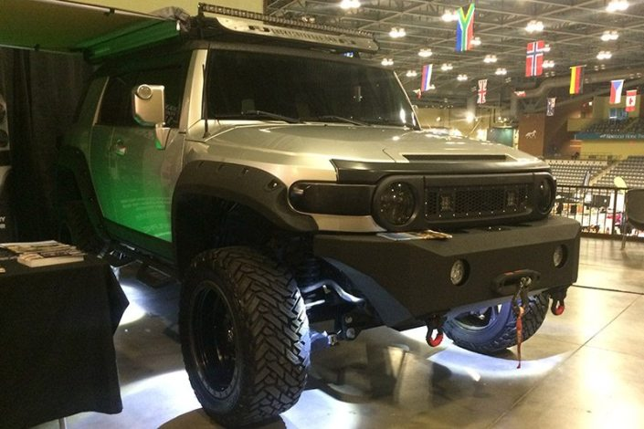 FJ Cruiser Ultimate Outdoor Expo