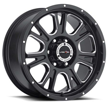 Vision Fury 399 Wheels