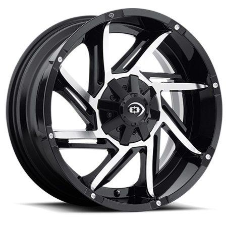 Vision Prowler 422 Wheels