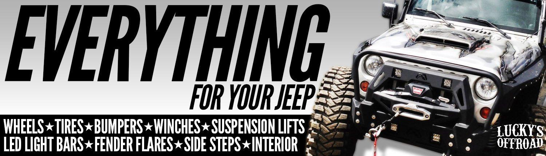 Jeep Accessories Slider