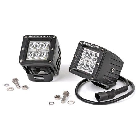 Rough Country 2 Inch LED Lights