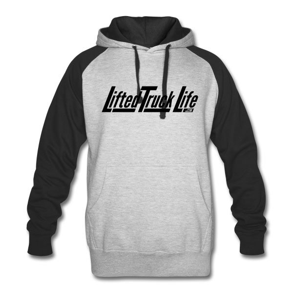 Lifted Truck Life Hoodie