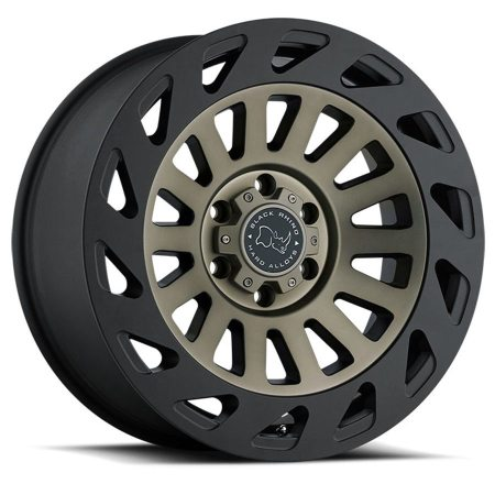 Black Rhino Wheels Madness