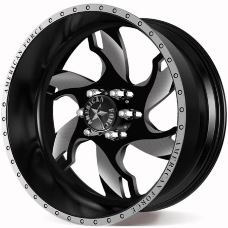 American Force Bravo SF6 Wheels