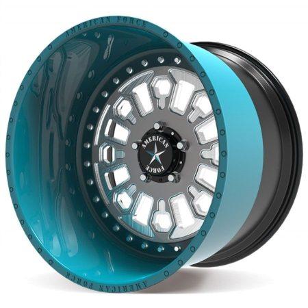 American Force Chamber MP5 Wheels Custom Color