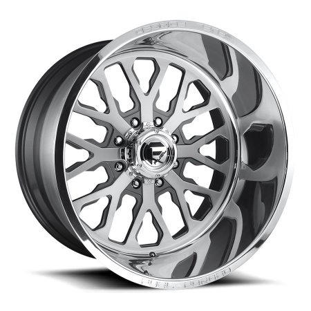 Fuel Forged Wheels FF45 Brushed Polished