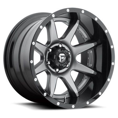 Fuel Off Road D238 Rampage Truck Wheels