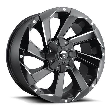 Fuel Off Road Razor Wheels D592