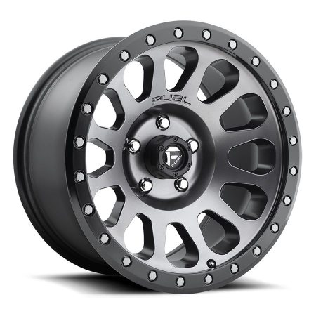 Fuel Vector D601 Jeep Wheels