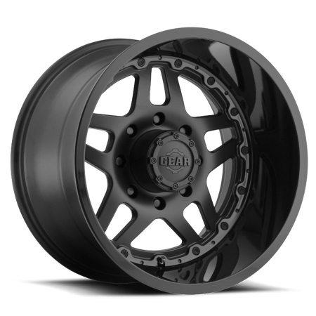 Gear Drivetrain Wheels 744B